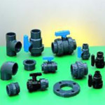 PVC solvent weld fittings