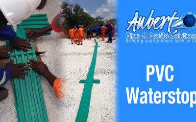 PVC Waterstop and PVC Waterstop intersections
